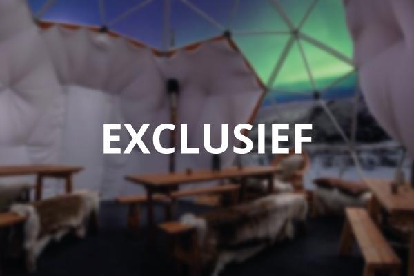 Exclusieve tent